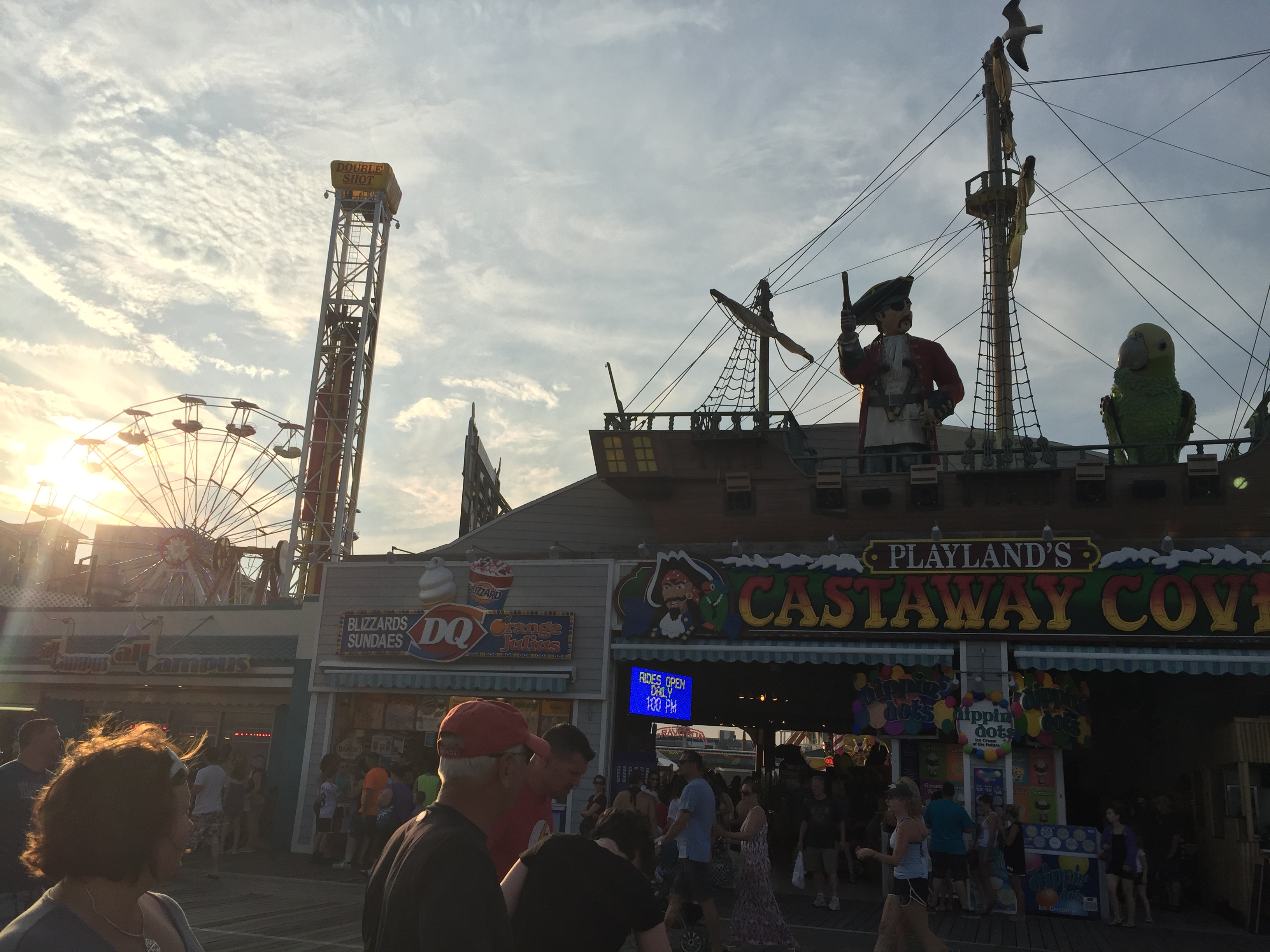 Family traditions ocean city new jersey the guide hog the ocean city nj boardwalk nvjuhfo Image collections